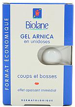 Düfte, Parfümerie und Kosmetik Regenerierendes Körpergel mit Arnika für Kinder und Erwachsene - Biolane Baby Gel Arnica Unidose