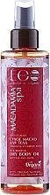 Düfte, Parfümerie und Kosmetik Trockenes Körperöl - ECO Laboratorie Macadamia Spa Nourishing Dry Body Oil