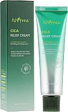 Düfte, Parfümerie und Kosmetik Beruhigende Gesichtscreme mit Centella Asiatica Extrakt - IsNtree Cica Relief Cream