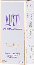 Mugler Alien Eau Extraordinaire Eco-Refill Bottle - Eau de Toilette (Eco-Refill Flasche) — Bild N1