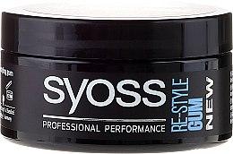 Styling Haar Gum - Syoss Re-Style Gum — Bild N2