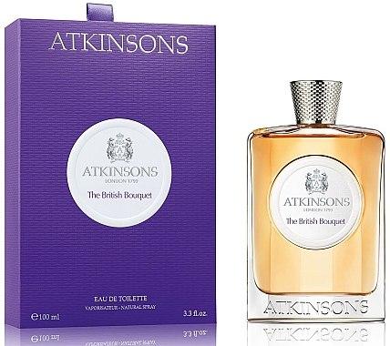 Atkinsons The British Bouquet - Eau de Toilette — Bild N1