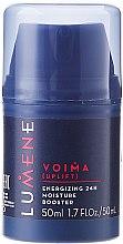 Düfte, Parfümerie und Kosmetik Gessichtscreme - Lumene Men Voima Energizing 24h Moisture Booster