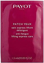 Düfte, Parfümerie und Kosmetik Augenpatches gegen Müdigkeit mit Lifting-Effekt - Payot Perform Lift Patch Yeux