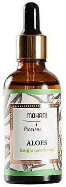 Feuchtigkeitsspendendes Körperöl mit Aloe Vera - Mohani — Bild N1