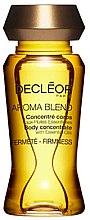 Düfte, Parfümerie und Kosmetik Straffendes Körperkonzentrat - Decleor Aroma Blend Body Concentrate Firmness