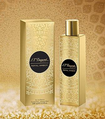 Dupont Royal Amber - Eau de Parfum — Bild N2