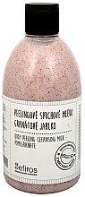 """Düfte, Parfümerie und Kosmetik Duschmilch """" Macadamia und Kakao"""" - Sefiros Body Peeling Cleansing Milk Pomegranate"""