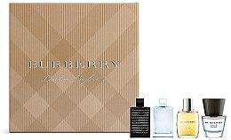 Burberry Brit Rhythm For Him - Duftset (Eau de Toilette 4x5ml) — Bild N1