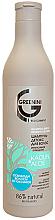 Düfte, Parfümerie und Kosmetik Intensiv reinigendes Detox-Shampoo mit Kaolin und Aloe - Greenini Kaolin & Aloe