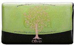 Düfte, Parfümerie und Kosmetik Gesichtsseife - Olivia Beauty & The Olive Facial Soap