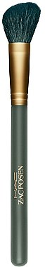 Konturierpinsel - MAC Zac Posen 168 Large Angled Contour Brush — Bild N1