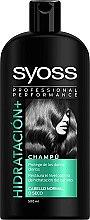 Düfte, Parfümerie und Kosmetik Feuchtigkeitsspendendes Shampoo - Syoss Hidratacion + Shampoo