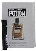 Düfte, Parfümerie und Kosmetik DSQUARED2 Potion for Man - Eau de Toilette (Probe)