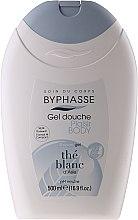 Düfte, Parfümerie und Kosmetik Duschgel mit Weißem Tee - Byphasse Plaisir White Tea Shower Gel