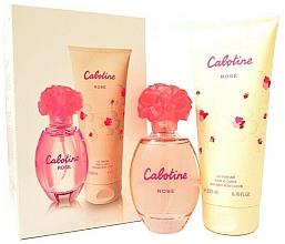 Düfte, Parfümerie und Kosmetik Gres Cabotine Rose - Duftset (Eau de Toilette 100ml + Körperlotion 200ml)