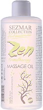 Düfte, Parfümerie und Kosmetik Massageöl Zen aus reinen ätherischen Ölen - Hristina Cosmetics Sezmar Professional Zen Aromatherapy Massage Oil