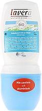 Düfte, Parfümerie und Kosmetik Deo Roll-on Antitranspirant Fresh - Lavera Fresh 24h Deo Roll-On