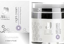Düfte, Parfümerie und Kosmetik Intensiv regenerierende Nachtcreme - Juvilis