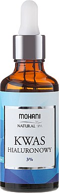 Hyaluronsäure 3% - Mohani Triactive Hyaluronic Acid Gel 3%