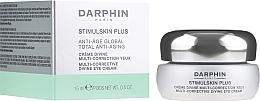 Düfte, Parfümerie und Kosmetik Vielseitig wirkende Augelcreme mit Anti-Aging-Effekt - Darphin Stimulskin Plus Multi-Corrective Divine Eye Cream