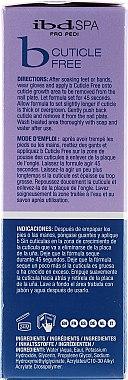 Nagelhautentferner - IBD Spa Pro Pedi b Cuticle Free — Bild N2