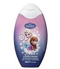 Düfte, Parfümerie und Kosmetik Shampoo und Duschgel für Körper und Haar Frozen - Disney Frozen Shampoo Hair & Body