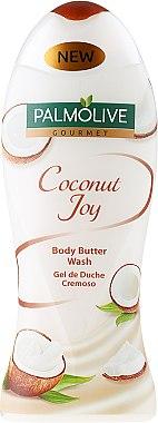 Creme-Duschgel mit Kokos-Extrakt - Palmolive Gourmet Coconut Joy Shower Cream — Bild N1