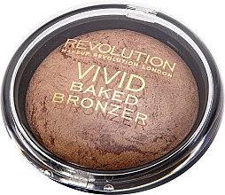Düfte, Parfümerie und Kosmetik Gebackener Bronzer - Makeup Revolution Vivid Baked Bronzer
