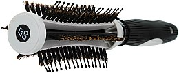 Professionelle Vent-Rundbürste 27 mm - Olivia Garden Thermo Active Ionic Boar Combo Brush 27 — Bild N2