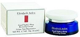 Regenerierende Nachtcreme - Elizabeth Arden Good Night`s Sleep Restoring Cream — Bild N3