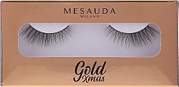 Düfte, Parfümerie und Kosmetik Künstliche Wimpern - Mesauda Milano Gold Xmas Instant Glam False Eyelashes 204