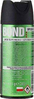 Deospray - Bond Speedmaster Deo Spray — Bild N2