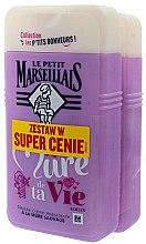 Düfte, Parfümerie und Kosmetik Duschgel 2 St. - Le Petit Marseillais Je Suis La Mure De Ta Vie Shower Gel