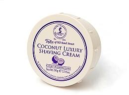 Düfte, Parfümerie und Kosmetik Rasiercreme mit Kokosnuss - Taylor of Old Bond Street Coconut Shaving Cream Bowl