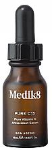 Düfte, Parfümerie und Kosmetik Antioxidatives Gesichtsserum mit Vitamin C - Medik8 Pure C15 Pure Vitamin C Antioxidant Serum