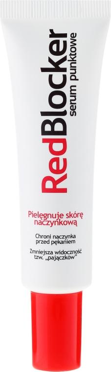 Gesichtsserum für gebrochene Kapillaren mit Teebaumextrakt - RedBlocker Serum Local Treatment for Broken Capillaries — Bild N2