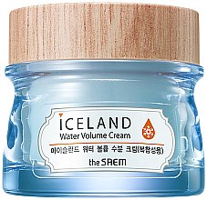 Düfte, Parfümerie und Kosmetik Feuchtigkeitscreme für fettige und Mischhaut - The Saem Iceland Hydrating Water Volume Cream