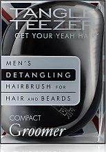 Kompakte Haarbürste - Tangle Teezer Men's Compact Groomer Detangling Hair Brush — Bild N5