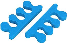 Düfte, Parfümerie und Kosmetik Pediküre Trenner blau - Tools For Beauty Toe Separator Blue