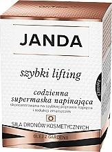 Düfte, Parfümerie und Kosmetik Lifting-Maske für das Gesicht mit Gardenienöl - Janda