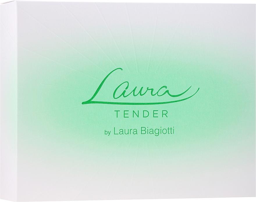 Laura Biagiotti Laura Tender - Duftset (Eau de Toilette 25ml + Körperlotion 50ml) — Bild N1
