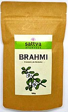 Düfte, Parfümerie und Kosmetik Ayurvedischer Haarpflegepuder Brahmi - Sattva