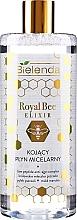 Beruhigendes Mizellenwasser mit Bienenpollen, Bienenpeptiden und Manuka-Honig - Bielenda Royal Bee Elixir — Bild N1