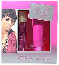 Düfte, Parfümerie und Kosmetik Halle Berry Reveal The Passion - Duftset (Deospray 30ml + Körperlotion 75ml)