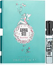Düfte, Parfümerie und Kosmetik Anna Sui Secret Wish - Eau de Toilette (Probe)