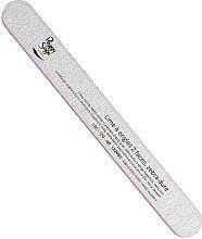 Düfte, Parfümerie und Kosmetik Doppelseitige Nagelfeile waschbar 100/100 Zebra - Peggy Sage 2-way Washable Nail File