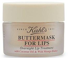 Düfte, Parfümerie und Kosmetik Lippenmaske mit Kokosnussöl und Mangobutter - Kiehl's Buttermask for Lips