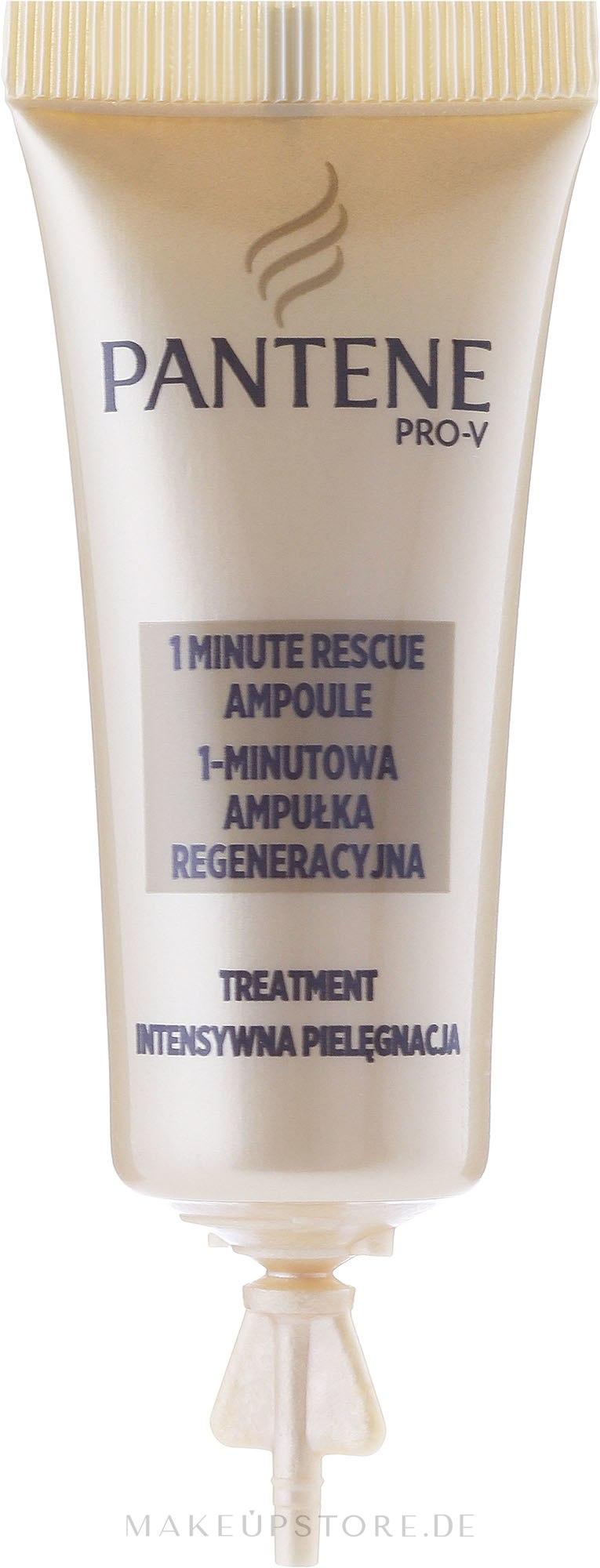 Regenerierende Ampulle für geschädigtes Haar - Pantene Pro-V Intensive Repair Ampoules — Bild 15 ml