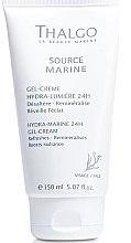 Düfte, Parfümerie und Kosmetik Feuchtigkeitsspendendes Gel-Creme für das Gesicht - Thalgo Hydra-Marine 24h Gel-Cream Salon Size